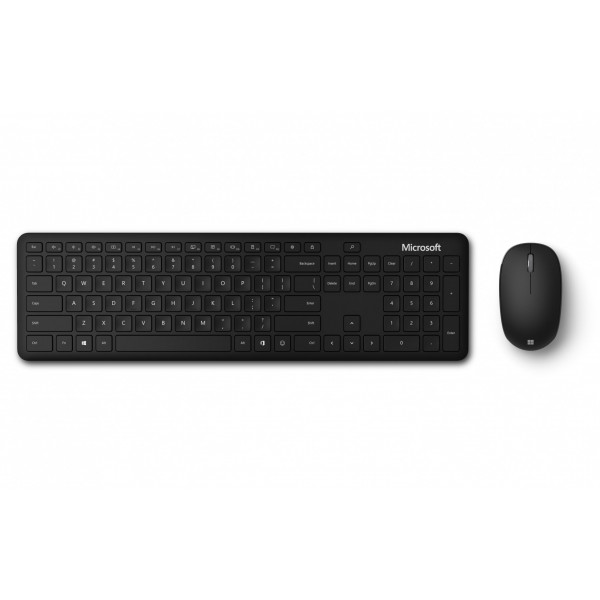 Microsoft Tastatur-Maus-Set Bluetooth Desktop for Business