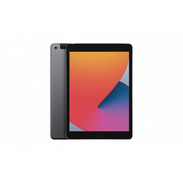 Apple iPad 8th Gen. Cellular 32 GB Grau
