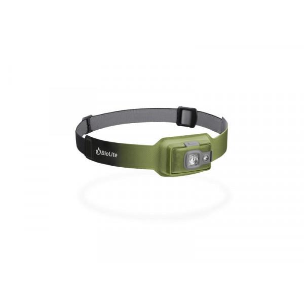 BioLite Stirnlampe 200 Grün
