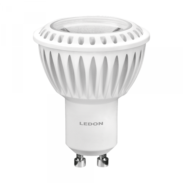 LEDON LED Lampe: Spot, GU10, 8W