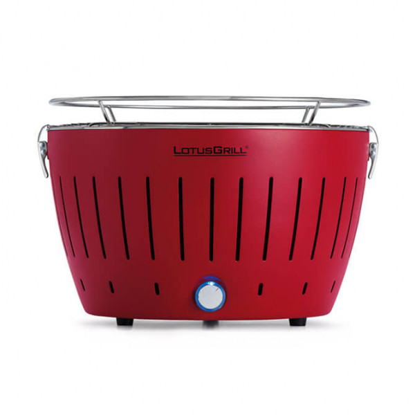 LotusGrill Original (32 cm), rot