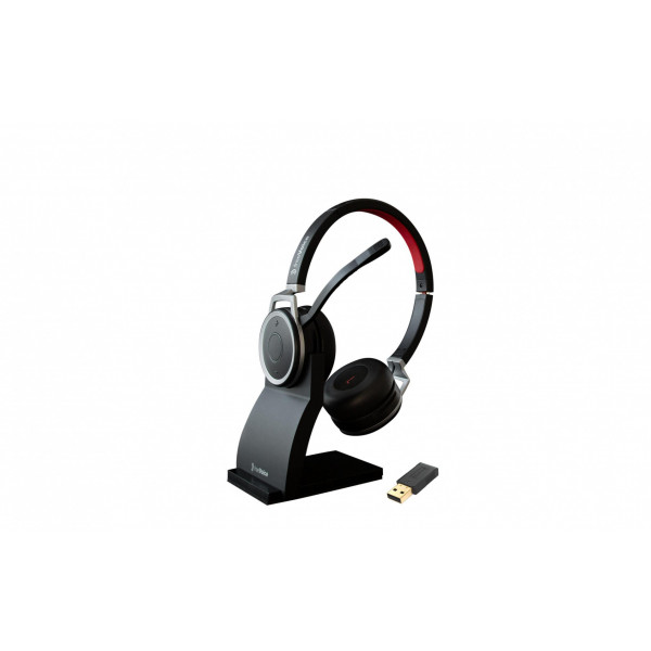 freeVoice Headset Space Stereo NC BTS inkl. Ladestation