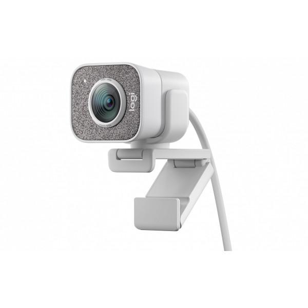 Logitech Webcam StreamCam Weiss