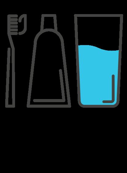 20 Liter Wasser pro Tag Hygiene Körperpflege Händewaschen