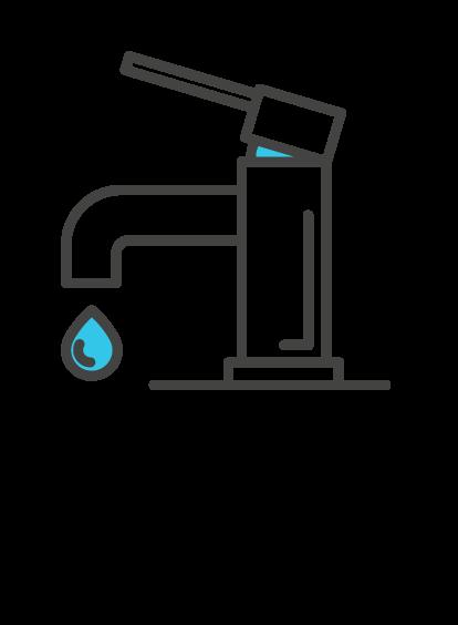 24 Liter Wasser pro Tag Kochen Abwaschen Trinkwasser